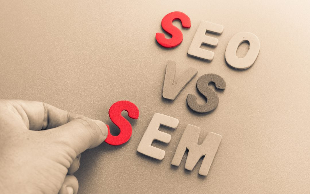 "Best Answer to ""What's The Difference Between SEO and SEM?"""
